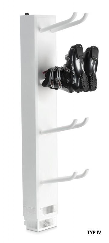 Asciuga scarponi a muro